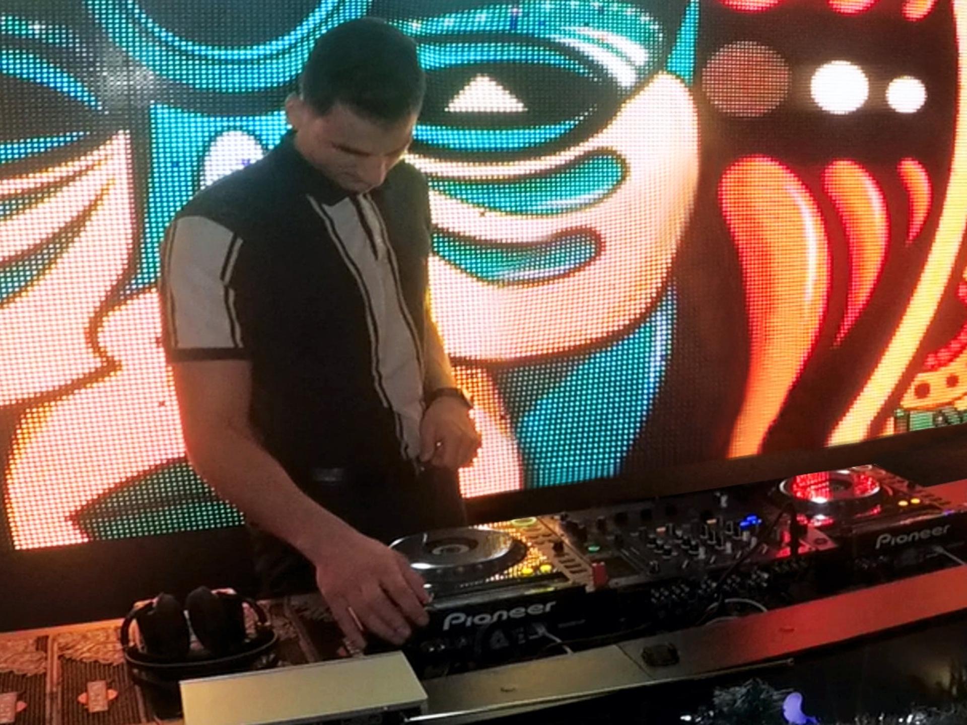 DJ Vilniuje