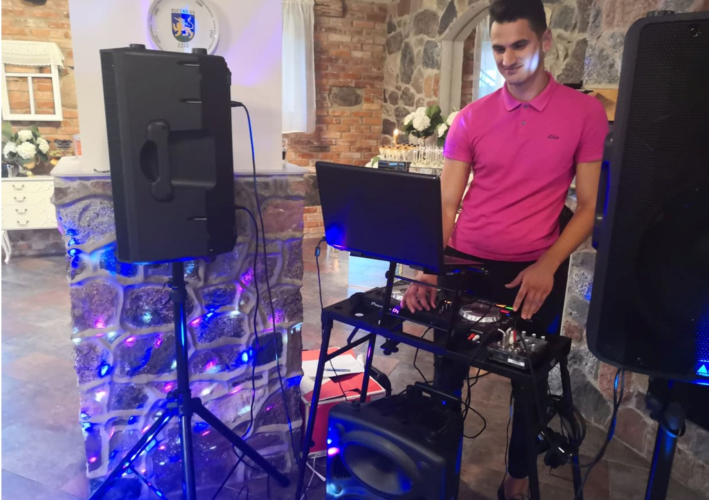 jubiliejus DJ didzejus